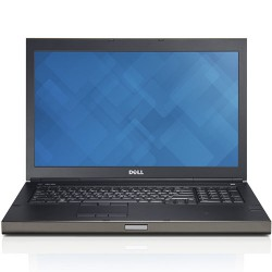 Dell Precision M6800 Core i7 4900QM VGA K3100 K4100 K5100 17.3 inches