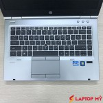 HP Elitebook 8460p cũ (Core i5 2520M, 4GB, 250GB, Intel HD Graphics 3000, 14 inch)