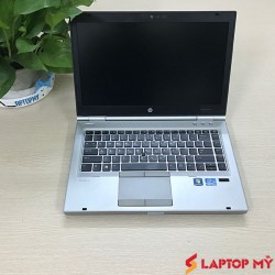 HP Elitebook 8470p cũ (Core i5 3320M, 4GB, 250GB, Intel HD Graphics 4000, 14 inch)